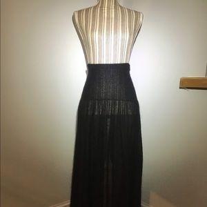 Krizia Floorlength Skirt